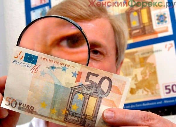 Прогноз курса евро на март 2017