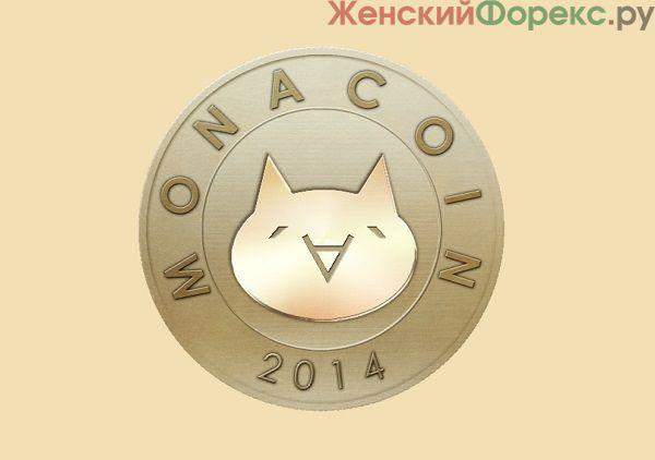 Криптовалюта MonaCoin