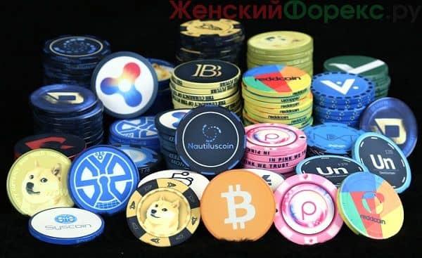 Необычные криптовалюты