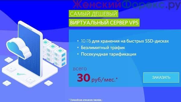 RUVDS Российский ВПС Форекс сервер – работа в удовольствие