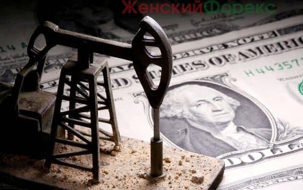 Как влияет стоимость нефти на доллар